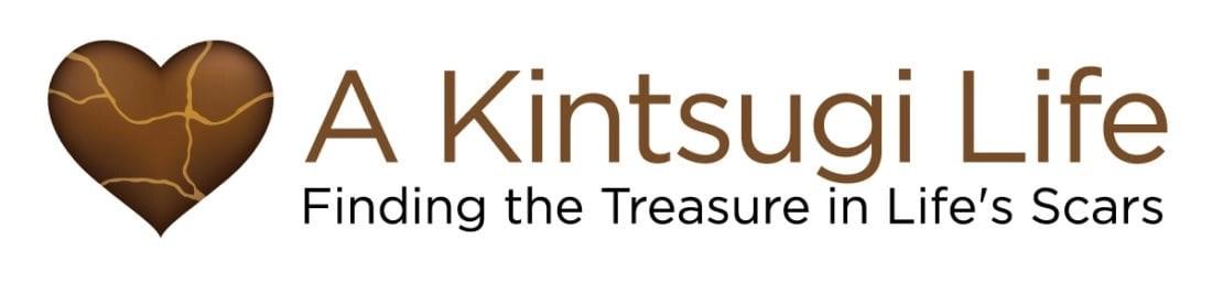 A Kintsugi Life logo