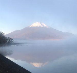 富士山の景色2019/11