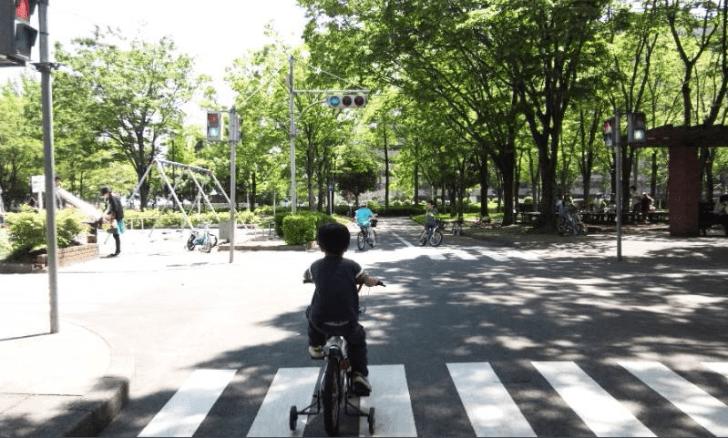 さくら交通公園