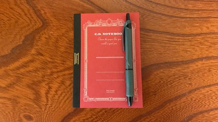アクロボールとアピカのノート
