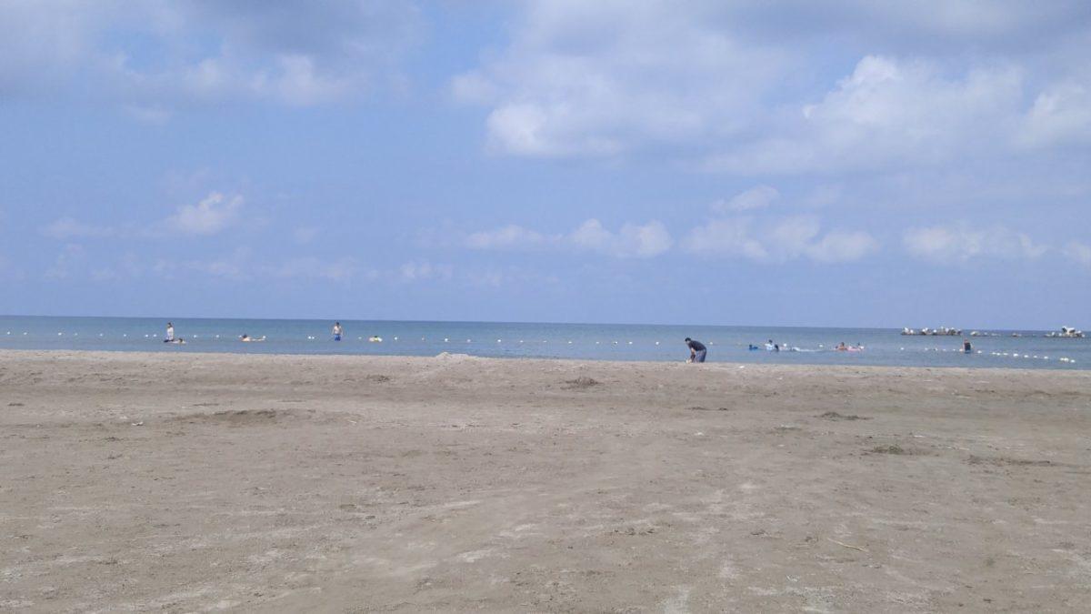 宮沢海岸海水浴場