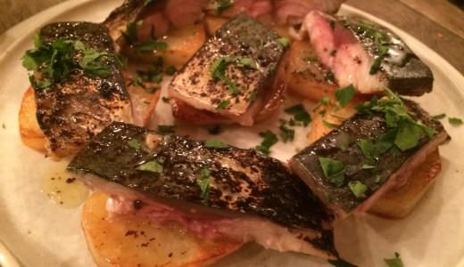 西荻窪 organ(オルガン・ワインバー)で名物の「鯖じゃが」をビオワインで愉しむ。