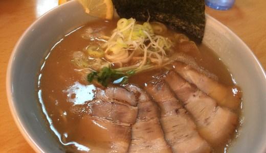 独特の豚骨スープがうまい!大館市 ラーメン孝百(こうはく)を移転前最後の訪問
