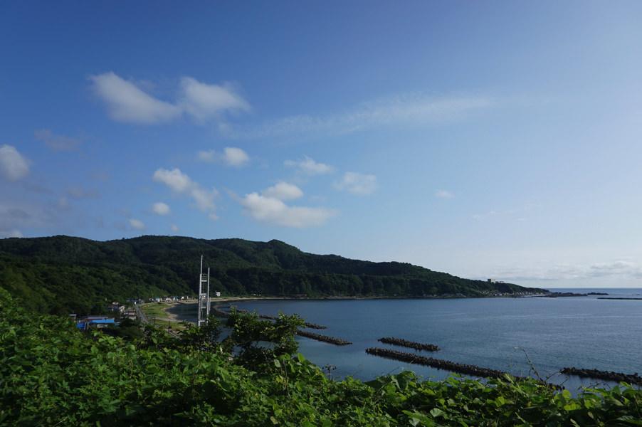 天気のいい日に、男鹿の海沿いドライブ〜入道崎・ゴジラ岩・鵜ノ崎海岸〜