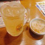 【岡山旅行】駅前で気軽に一杯。がってん八兵衛 岡山駅前店