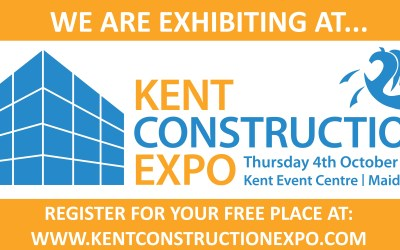 Kent Construction Expo- Only 9 days away