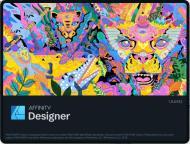 AffinityDesignerスタート画面