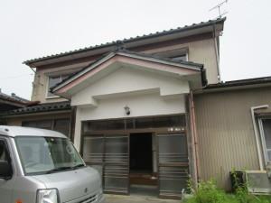 【売買】350万円 新潟県三条市上保内 駅・学校に近い 台所リフォーム済み 状態良好な2階建