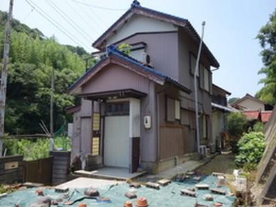 【売買】250万円 愛知県知多郡南知多町大字大井 補修不要 通学環境良好なコンパクト2階建