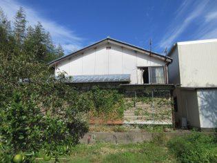 【賃貸】0.5万円 高知県四万十市有岡 竹林の中にある2階建 家庭菜園・ペット可