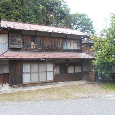 【賃貸】3.5万円 奈良県宇陀郡曽爾村掛 昭和元年築2階建古民家 駐車場付き 小学校近い