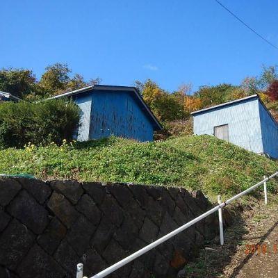 【売買】5万円 北海道室蘭市港北町 海を望める高台 庭・物置付きの小ぶりな平屋 家庭菜園可