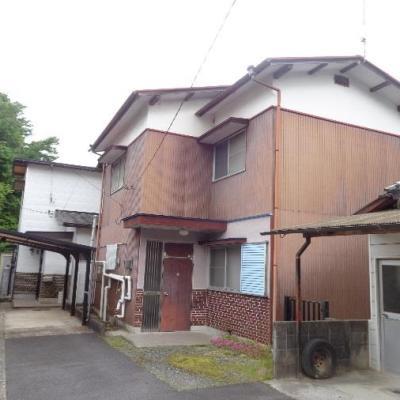 【売買】380万円 岐阜県瑞浪市山田町 自然の多い閑静な住宅地 駐車場付き2階建