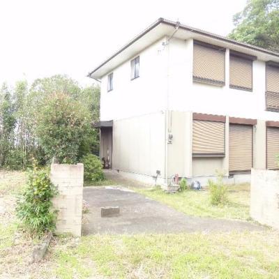 【売買】480万円 千葉県長生郡白子町浜宿 緑の多い静かな住宅地 庭・駐車場付き2階建