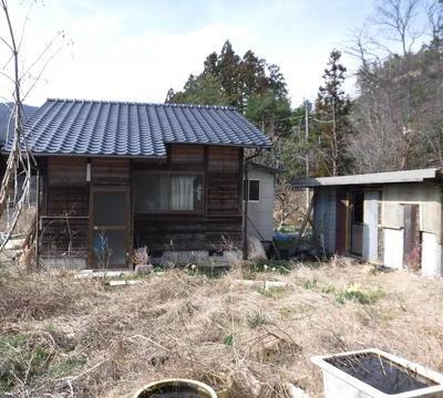 (交渉中)【賃貸】2万円 広島県東広島市福富町久芳 2000年築 山あいの駐車場付きコンパクト平屋