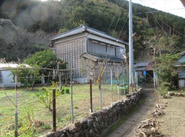 【売買】150万円 静岡県賀茂郡西伊豆町宇久須 両面縁側・続き和室のある2階建古民家 小中学校近い