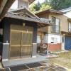 (交渉中)【売買】310万円 岐阜県恵那市明智町 自然豊かな隣家と遠い車庫・離れ付き2階建 家庭菜園可