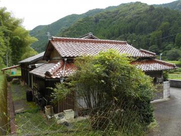 【売買】480万円 兵庫県姫路市皆河 山林・原野・畑が隣接する和風平屋 駐車4台
