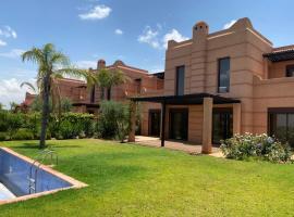 vente villa 1ere ligne marrakech (7)