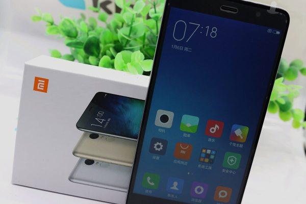 Смартфон Xiaomi Redmi 3 официально представят 12 января