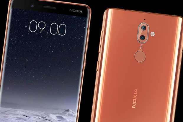 0 Безрамочный Nokia 9 с выпирающей из корпуса камерой показали