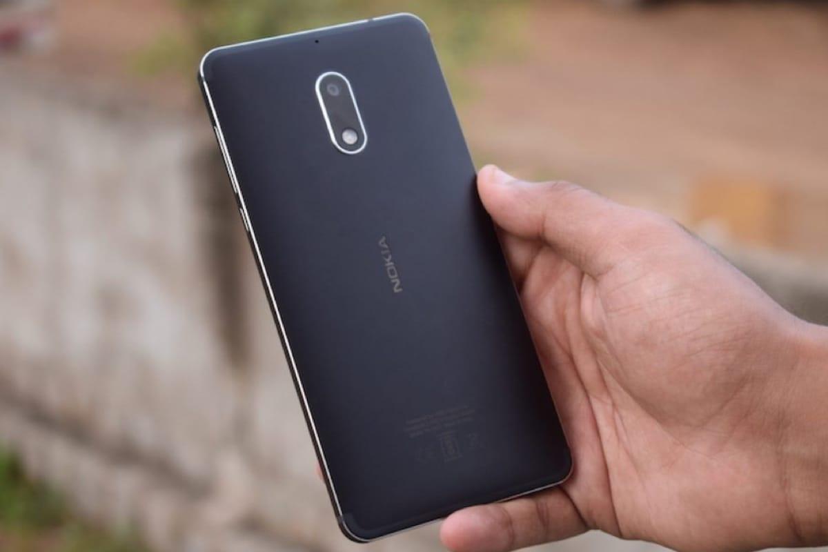 Картинки по запросу Nokia 6 (2018) фото