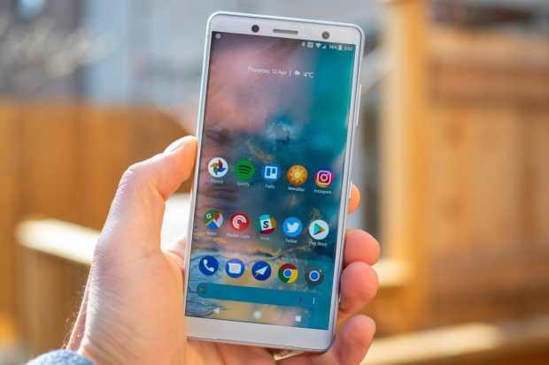 1 Полный технические характеристики смартфона Sony Xperia XZ3