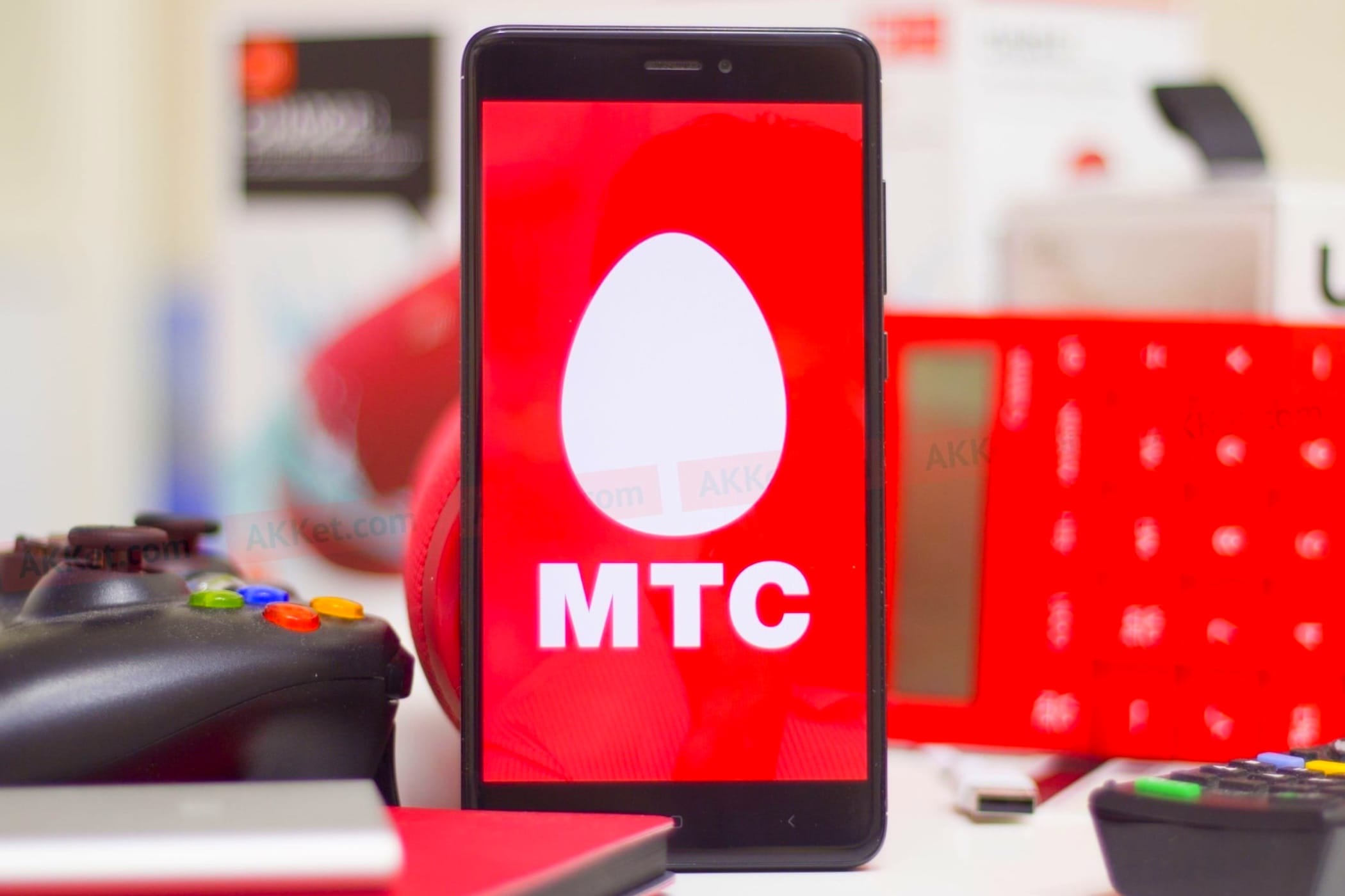 How to change the tariff of MTS