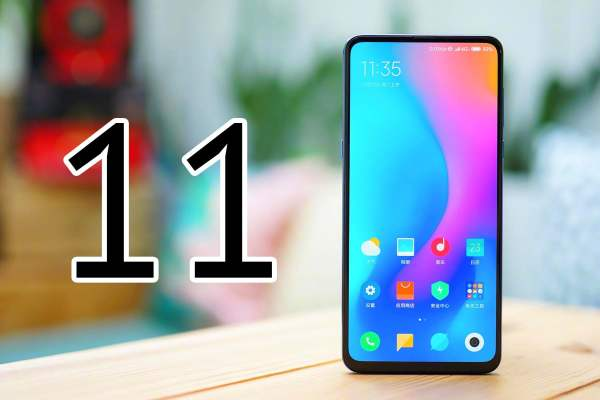 Прошивка MIUI 11: когда выйдет и для каких смартфонов Xiaomi