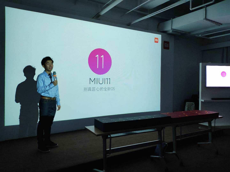 List of Xiaomi smartphones that will update the MIUI 11