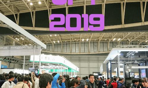 カメラと映像のワールドプレミアムショーCP+2019へ行ってきたぞ!