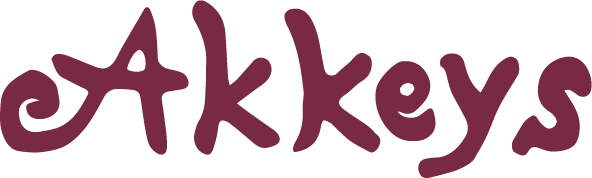 akkeys logo
