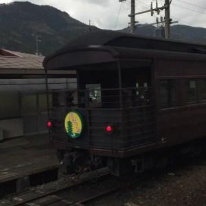 秋の乗り放題パス モデルコース:大阪