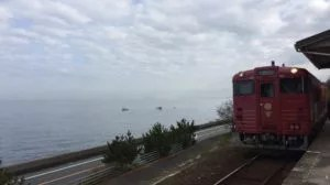 IMG 1205 300x168 - 四国の観光列車②「伊予灘ものがたり」