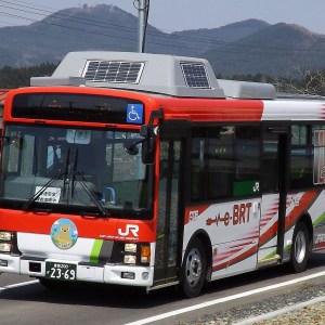 気仙沼線・大船渡線BRT区間、鉄道事業廃止へ