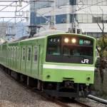 大阪環状線の201系引退へ