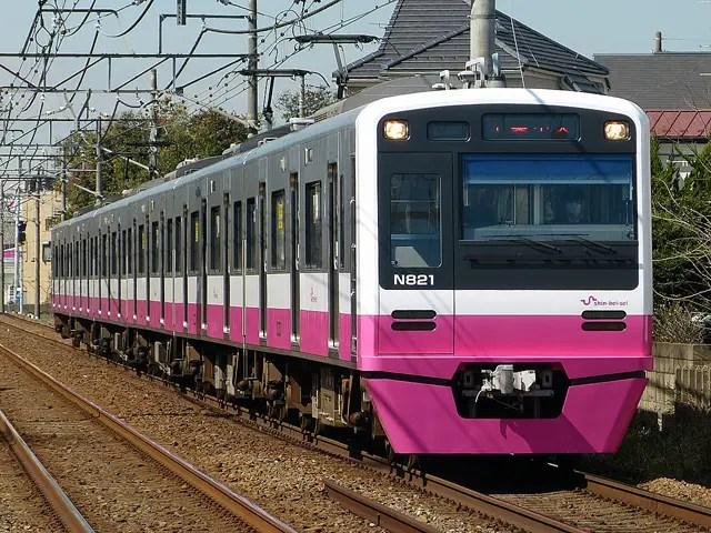 新京成電鉄が新型車両80000形導入