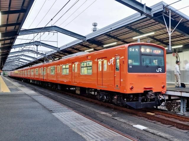 45ba377d2eea3c68f9f04234c59919fb 1024x768 - 大阪環状線の201系引退へ