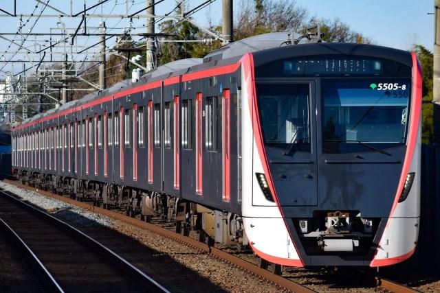 都営地下鉄5500形
