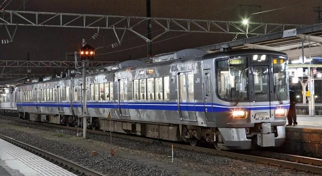 JR West 521 series EMU 011 - 七尾線に521系投入、413・415系引退へ!