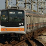 【速報】武蔵野線205系、最後のメルヘン顔編成が離脱