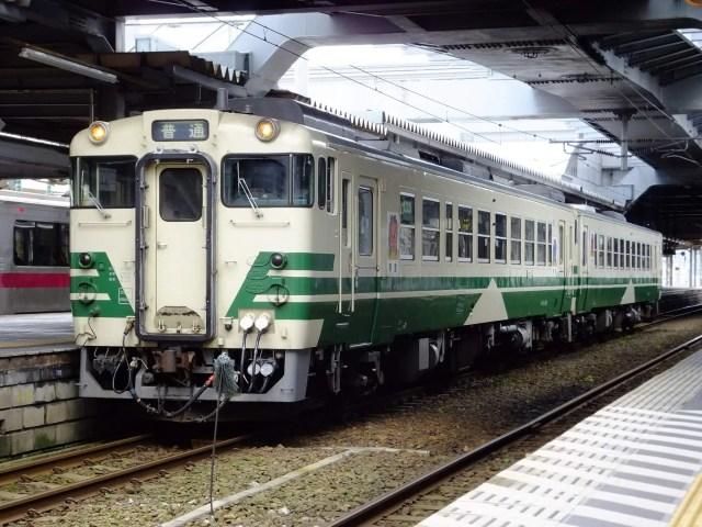 キハ40 男鹿線