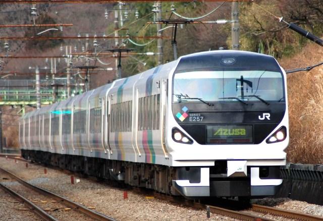 E257系付属編成、富士急行に譲渡へ?