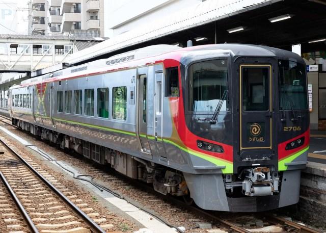 JR四国、7/18にダイヤ改正実施。「アンパンマン列車」交代など