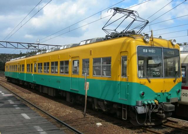 富山地方鉄道で脱線事故発生。老朽化が原因か?