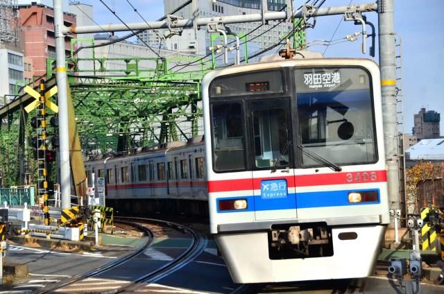 京成電鉄3408F運用離脱、3400形置き換え開始