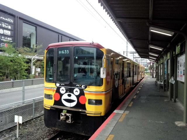 前代未聞、熊本高専生が熊本電鉄藤崎宮前駅に閉じ込められる騒動に。ツイッター中毒か?