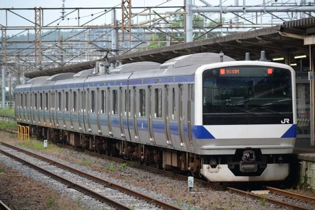 E531系3000番台が宇都宮~黒磯で営業運転実施、新幹線救済臨?