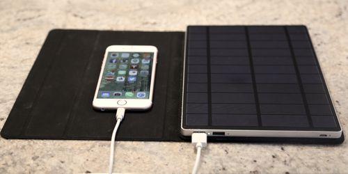 Premium Solar -laturi