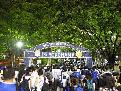 see you next again!!:ハマスタ観戦記